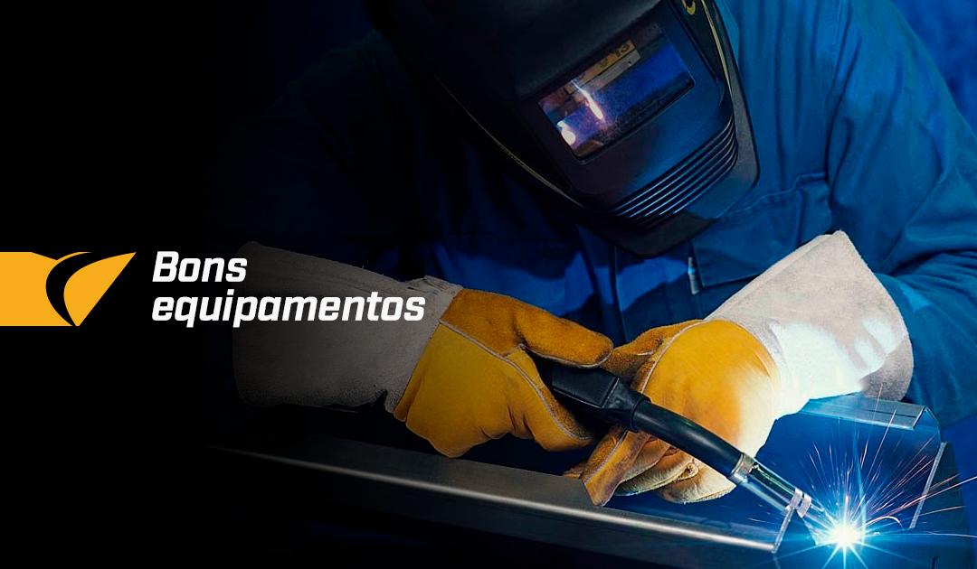 Por que investir em bons equipamentos para soldagem para garantir saúde e segurança no trabalho