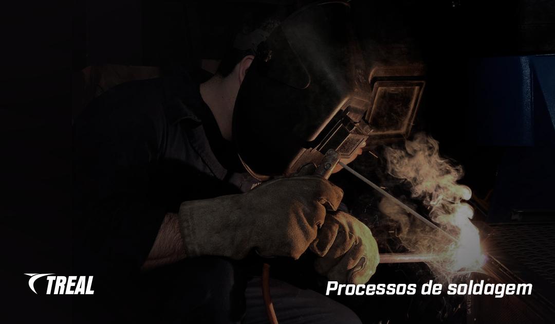 Processos de soldagem: entenda qual é a quantidade de fumos e gases gerados